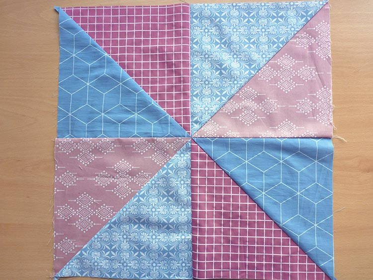 Tutorial: Make your own quilted throw pillow