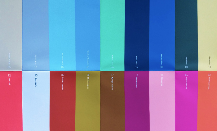 fashion color trends- Première Vision - Fashion Color Trends Spring/Summer 2020
